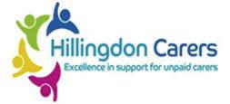 hillingdon carers